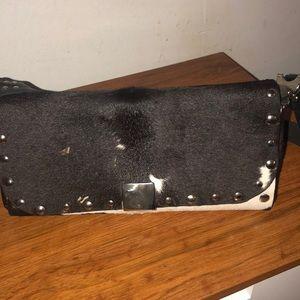 Handbags - Genuine Cowhide Softie Fur Purse